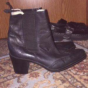 Western booties from west nine